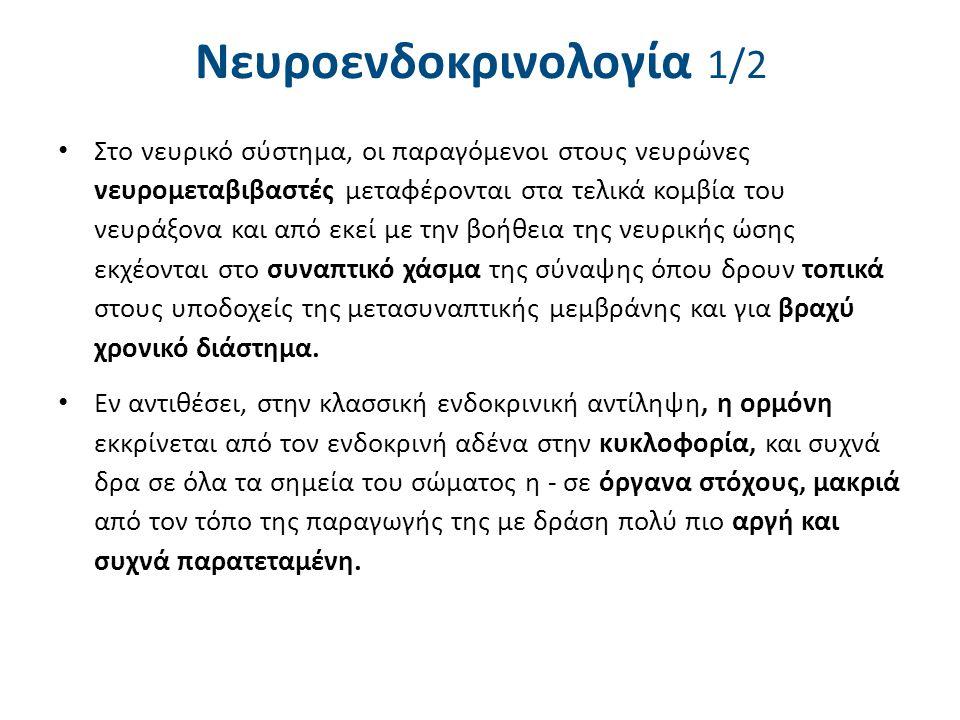 Νευροενδοκρινολογία 2/2