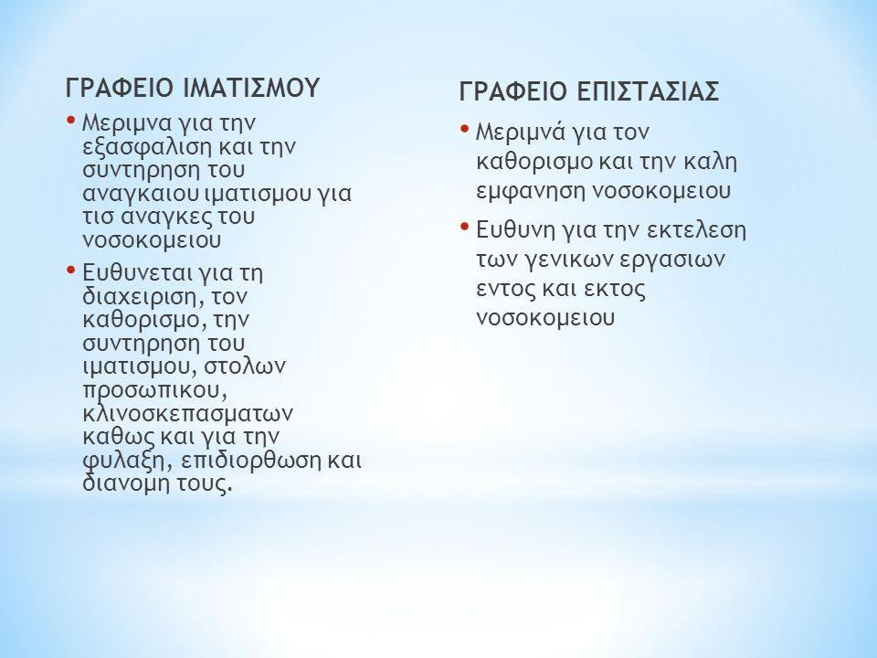 ΓΡΑΦΕΙΟ ΕΠΙΣΤΑΣΙΑΣ ΓΡΑΦΕΙΟ ΙΜΑΤΙΣΜΟΥ