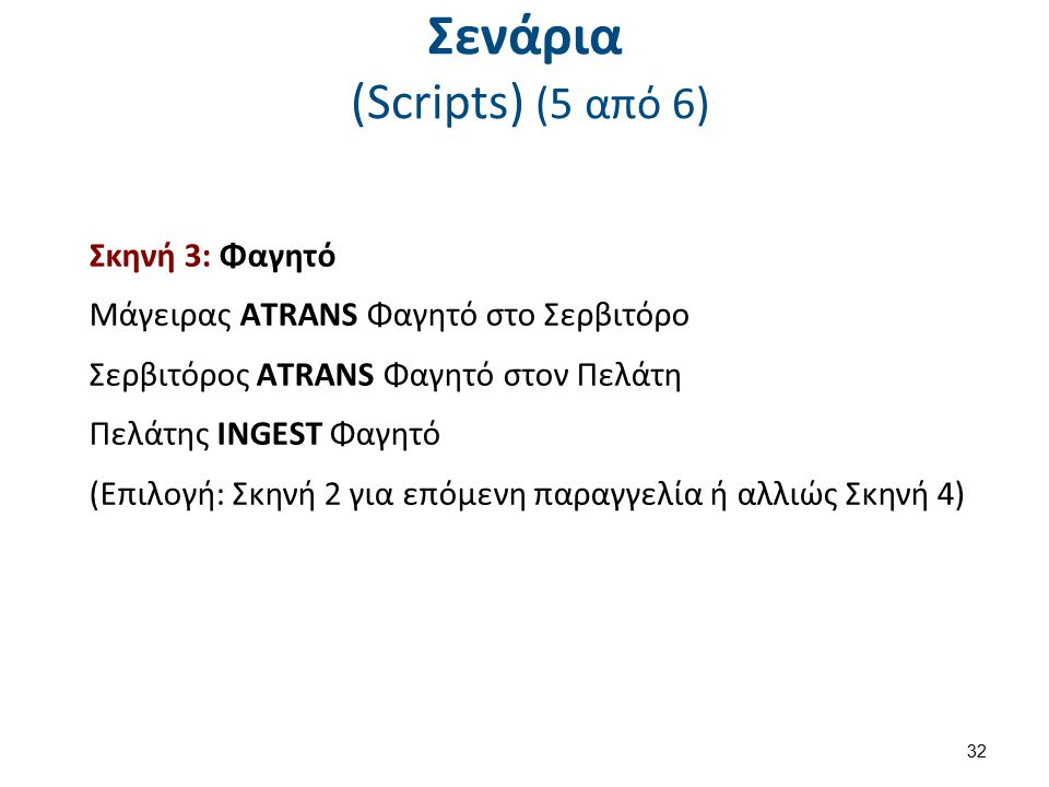 Σενάρια (Scripts) (6 από 6)