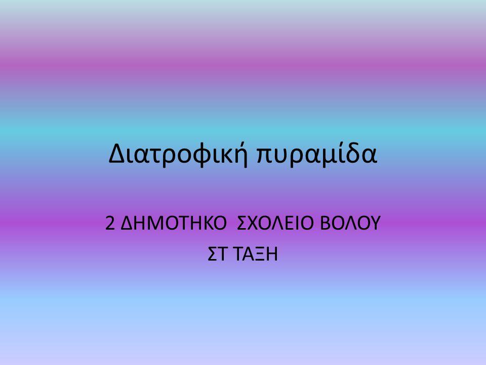 2 ΔΗΜΟΤΗΚΟ ΣΧΟΛΕΙΟ ΒΟΛΟΥ ΣΤ ΤΑΞΗ