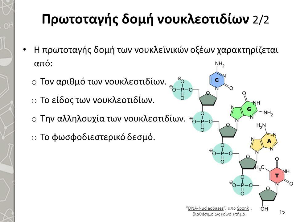 Δευτεροταγής Δομή RNA 1/2