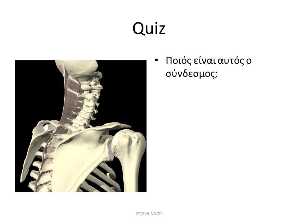 Quiz Ποιός είναι αυτός ο σύνδεσμoς; ΙST/UH NMΣ2
