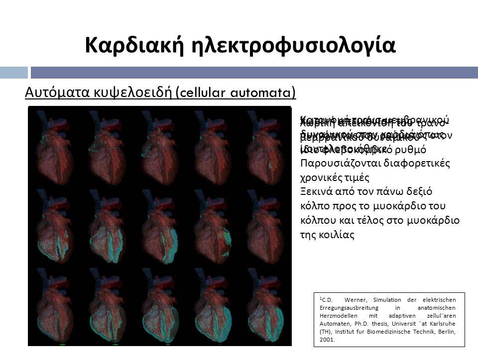Καρδιακή ηλεκτροφυσιολογία