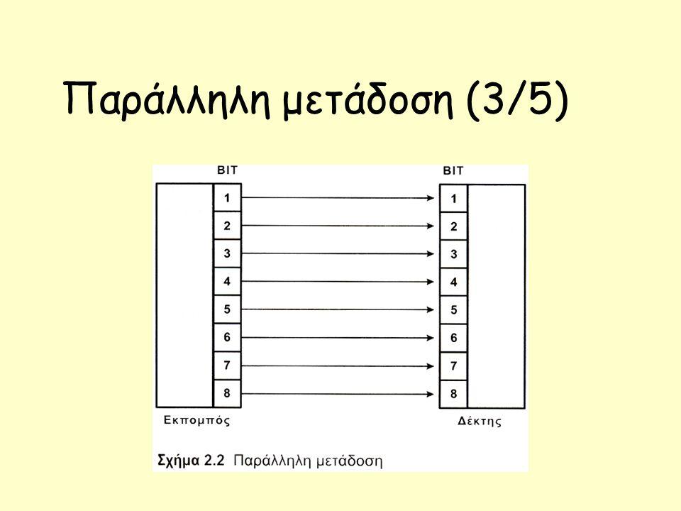 Παράλληλη μετάδοση (3/5)