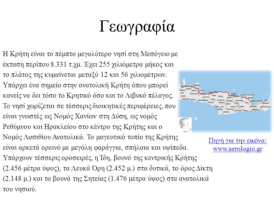 Γεωγραφία