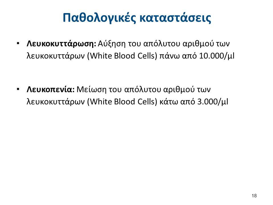 2. Αρίθμηση Λευκών Αιμοσφαιρίων
