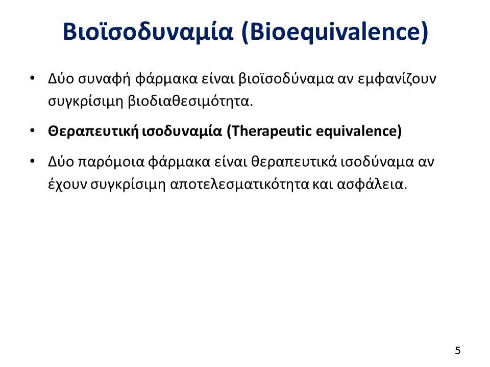 Κατανομή Κατανομή του φαρμάκου (Distribution)