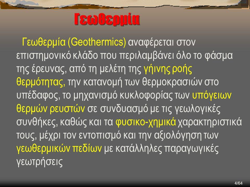Γεωθερμία