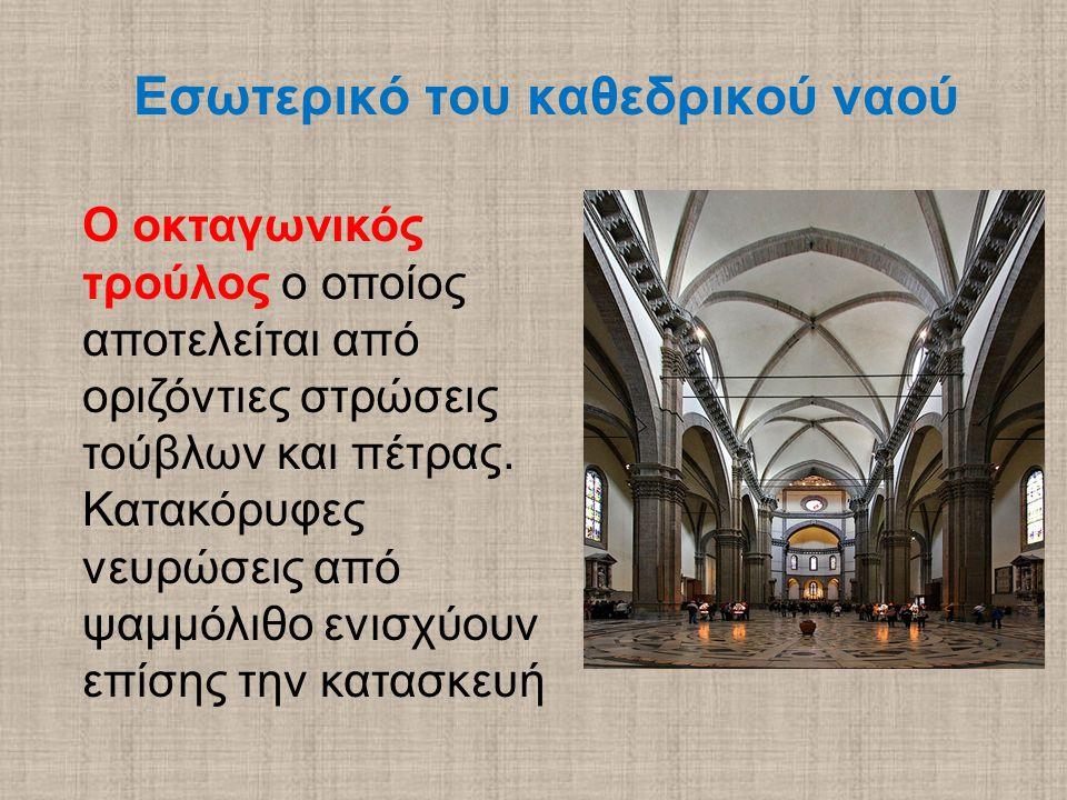 Εσωτερικό του καθεδρικού ναού
