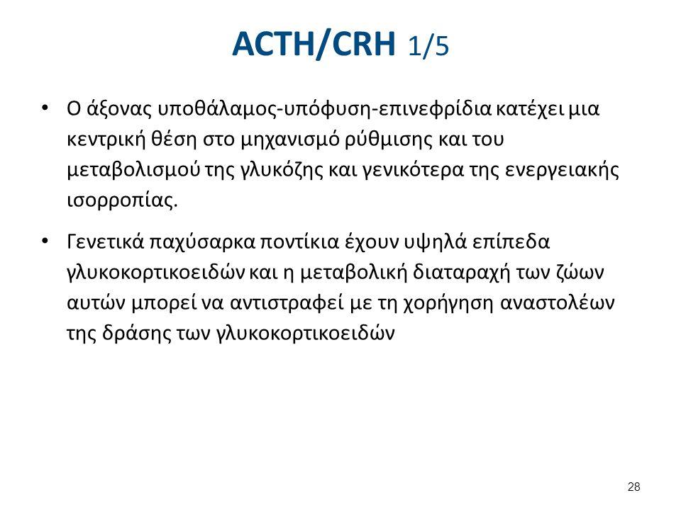ACTH/CRH 2/5