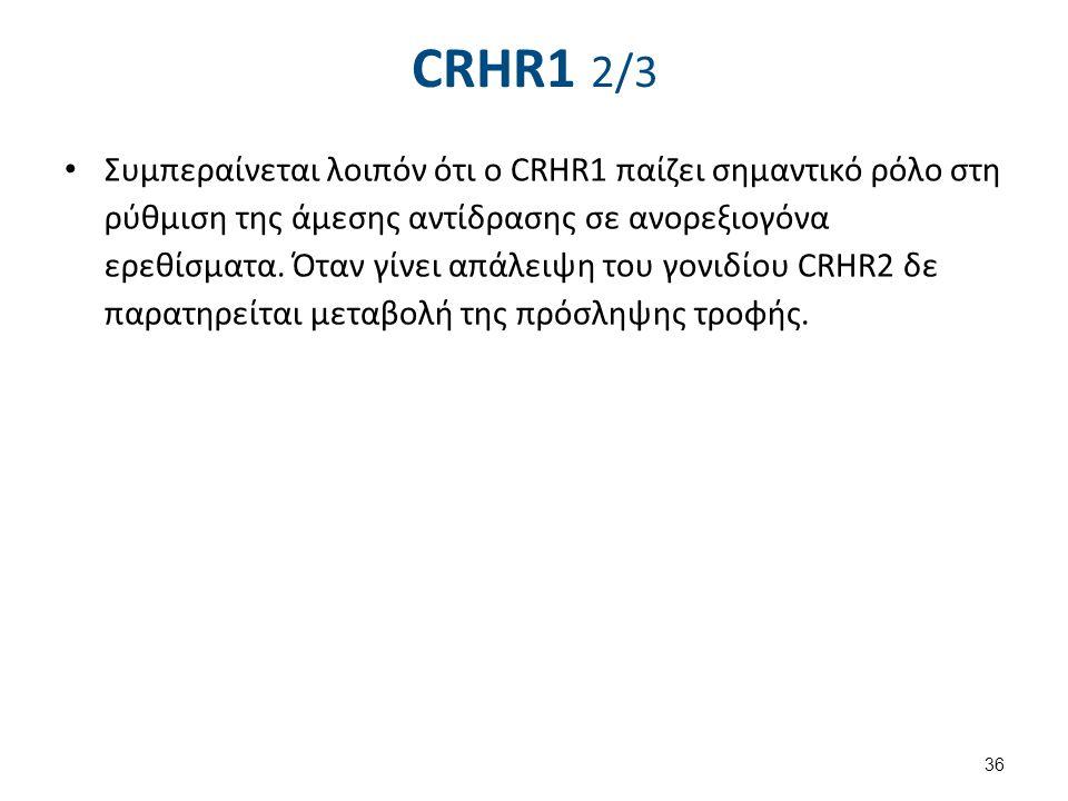 CRHR1 3/3