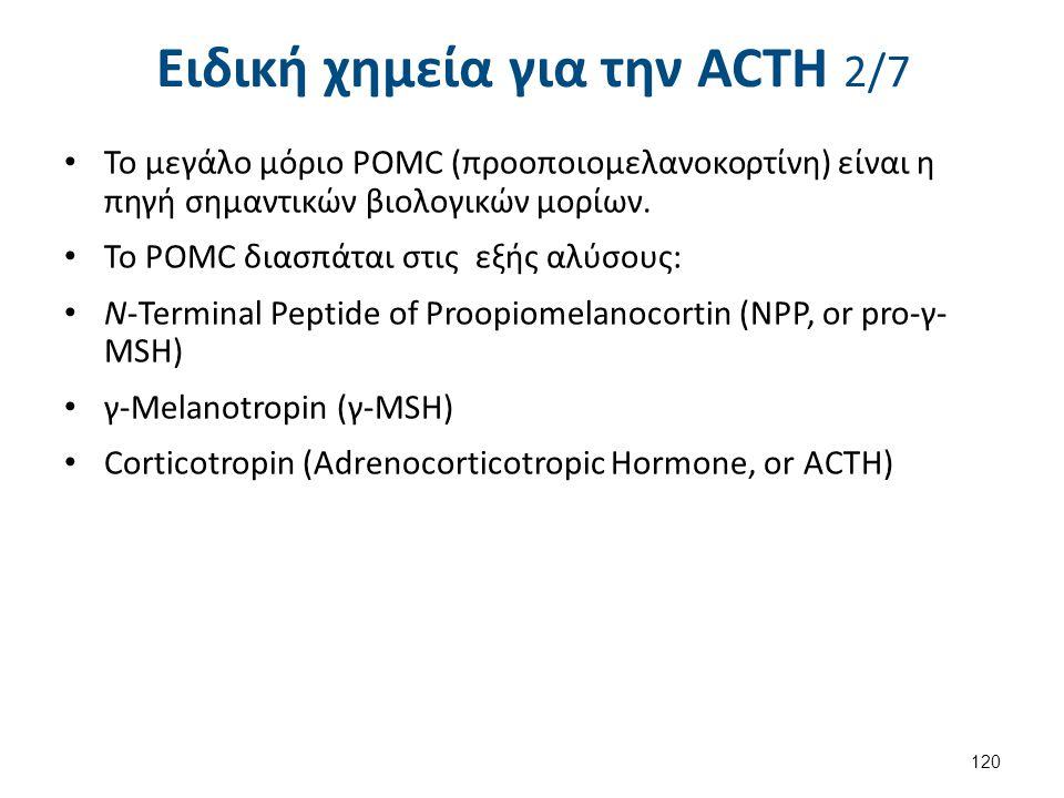 Ειδική χημεία για την ACΤH 3/7