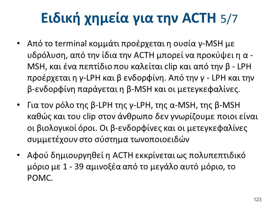 Ειδική χημεία για την ACΤH 6/7