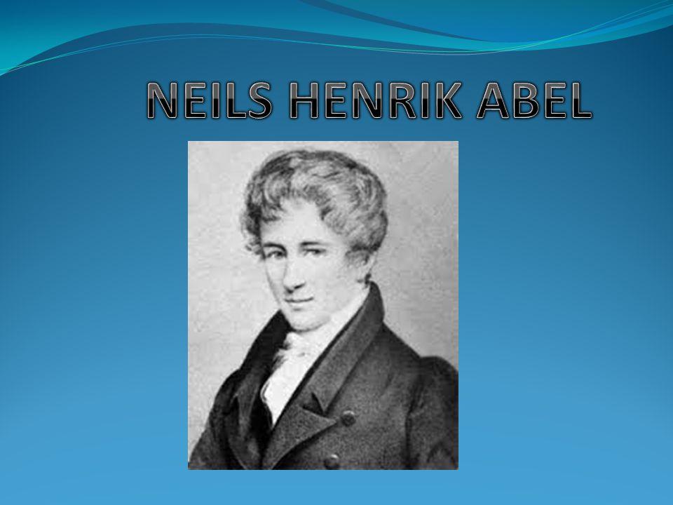 NEILS HENRIK ABEL