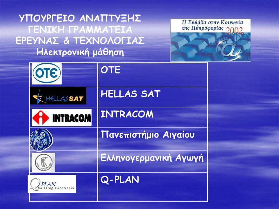 YΠOYPΓEIO ANAΠTYΞHΣ ΓENIKH ΓPAMMATEIA EPEYNAΣ & TEXNOΛOΓIAΣ