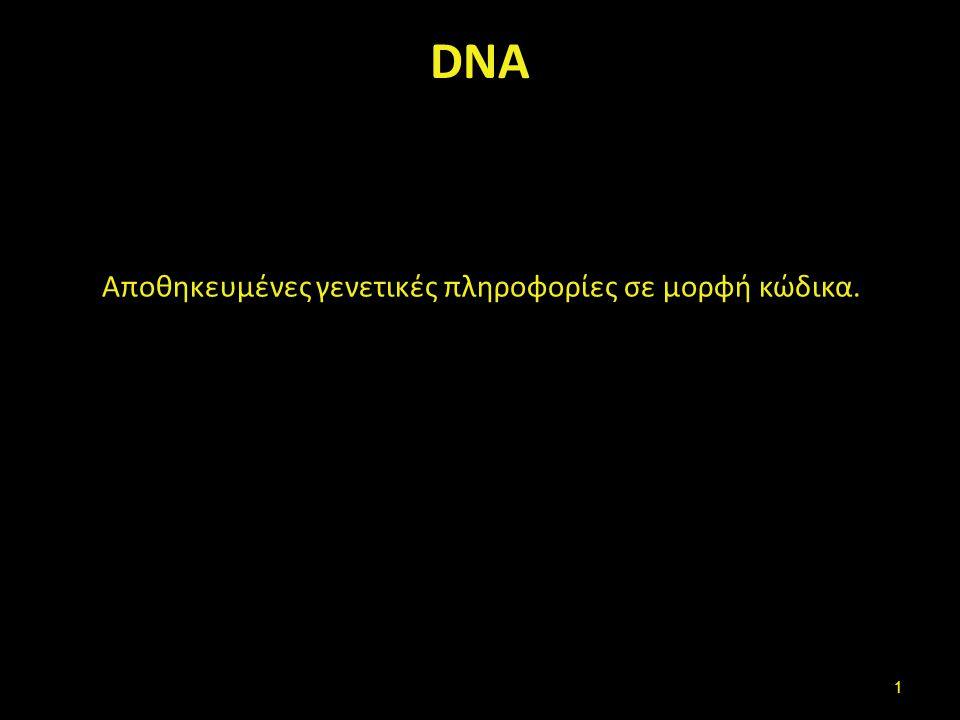 Σκοπός της απομόνωσης του DNA