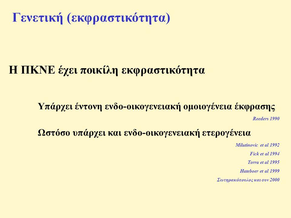 Γενετική (εκφραστικότητα)