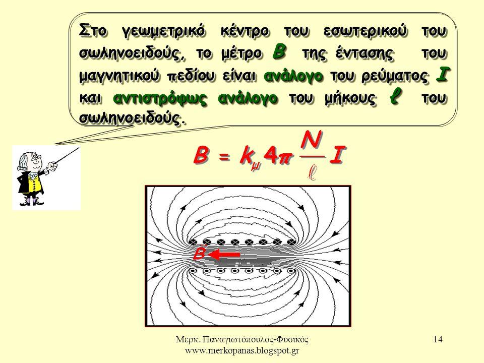 Μερκ. Παναγιωτόπουλος-Φυσικός www.merkopanas.blogspot.gr