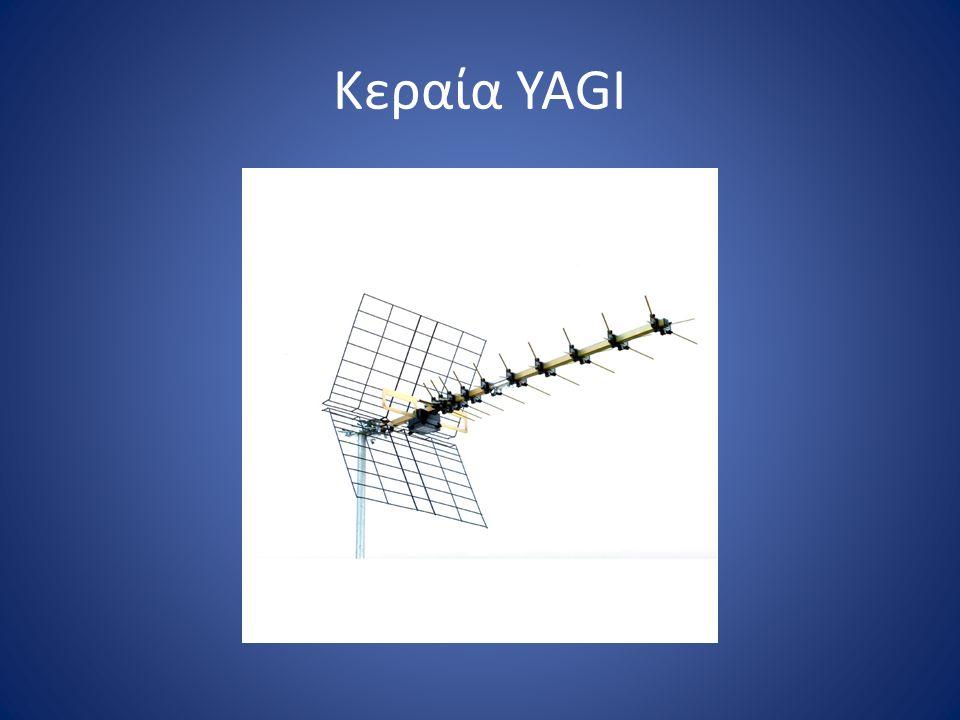 Κεραία YAGI