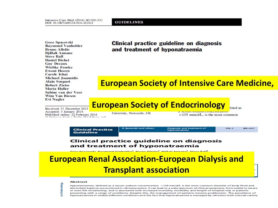 European Society οf Ιntensive Care Medicine,