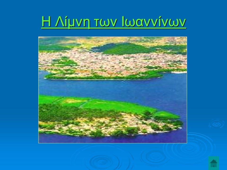 Η Λίμνη των Ιωαννίνων
