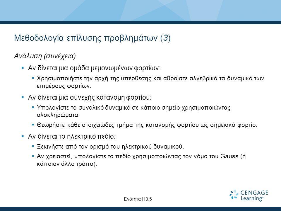 Μεθοδολογία επίλυσης προβλημάτων (3)