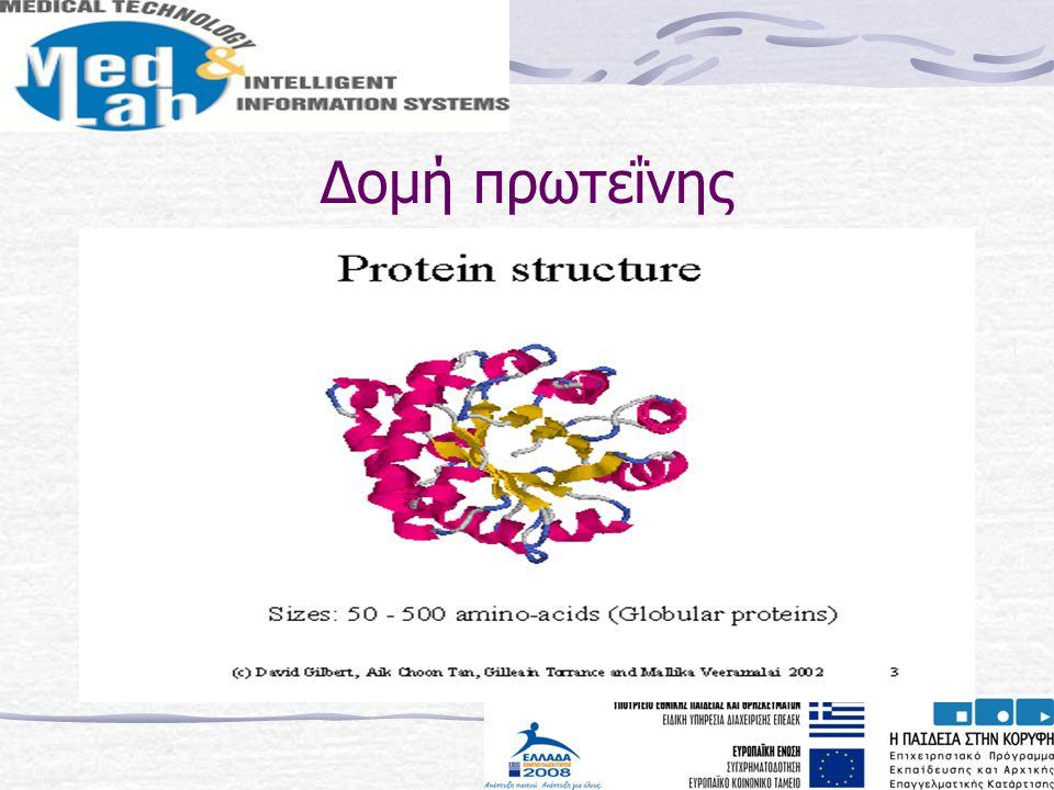 Δομή πρωτεΐνης