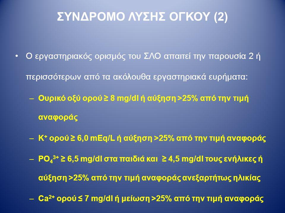 ΣΥΝΔΡΟΜΟ ΛΥΣΗΣ ΟΓΚΟΥ (2)