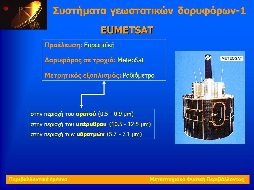 Συστήματα γεωστατικών δορυφόρων-1