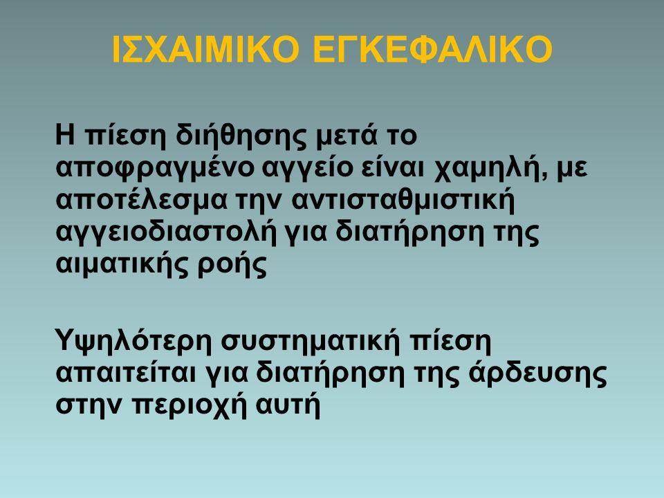ΙΣΧΑΙΜΙΚΟ ΕΓΚΕΦΑΛΙΚΟ
