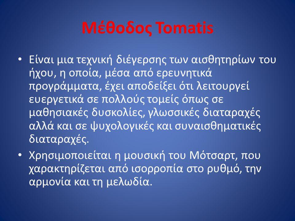 Μέθοδος Tomatis