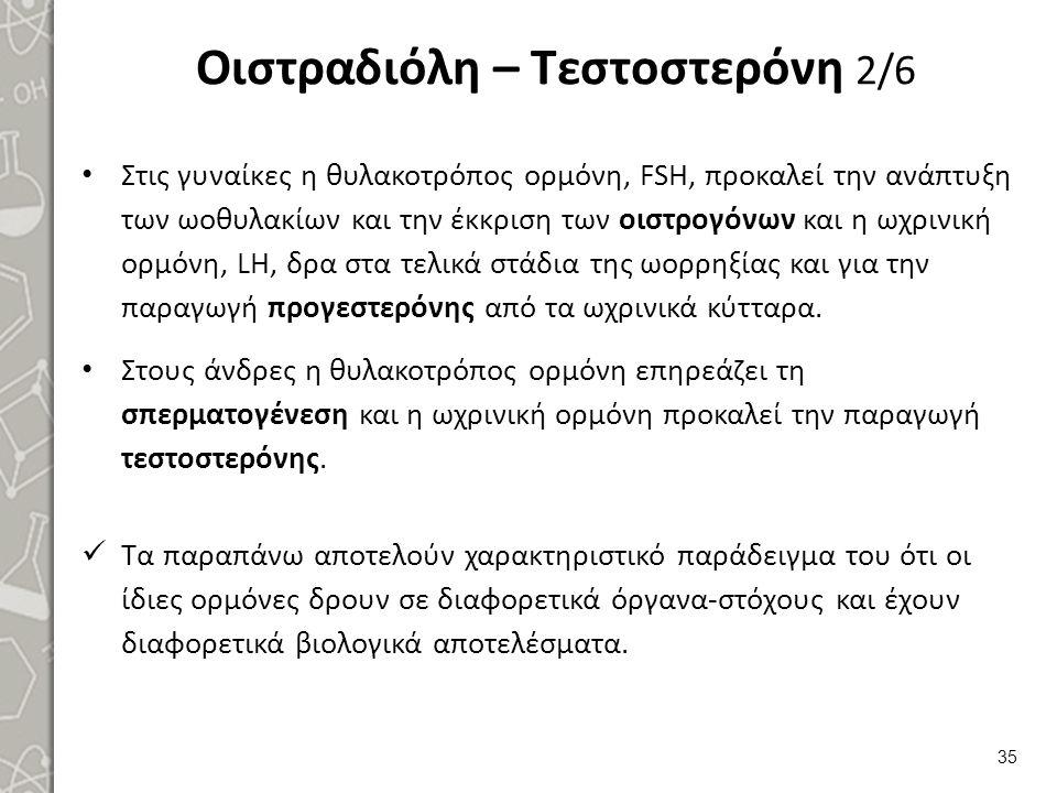 Οιστραδιόλη – Τεστοστερόνη 3/6