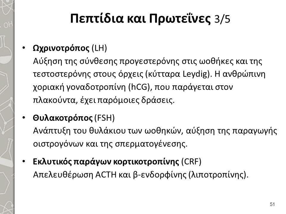 Πεπτίδια και Πρωτεΐνες 4/5