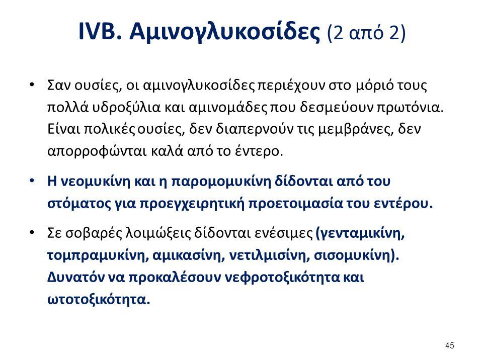 IVΓ. Χλωραμφαινικόλη (1 από 2)