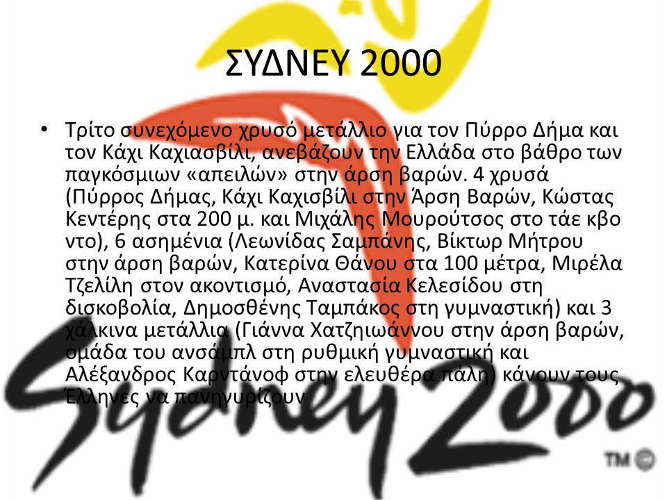 ΣΥΔΝΕΥ 2000