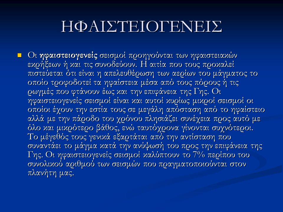 ΗΦΑΙΣΤΕΙΟΓΕΝΕΙΣ