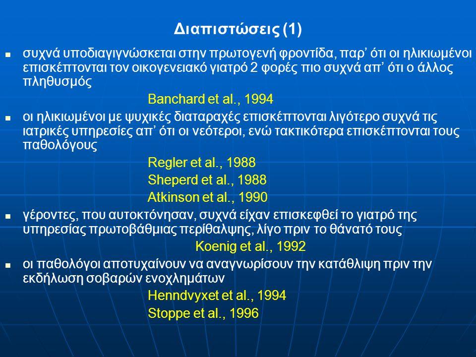 Διαπιστώσεις (1)
