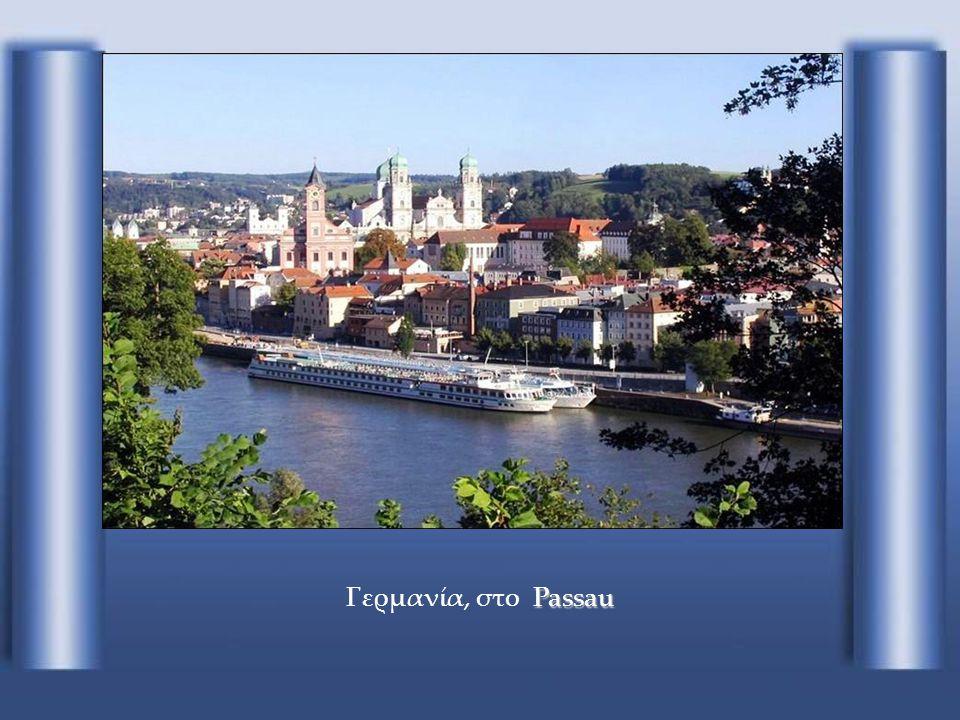 Γερμανία, στο Passau