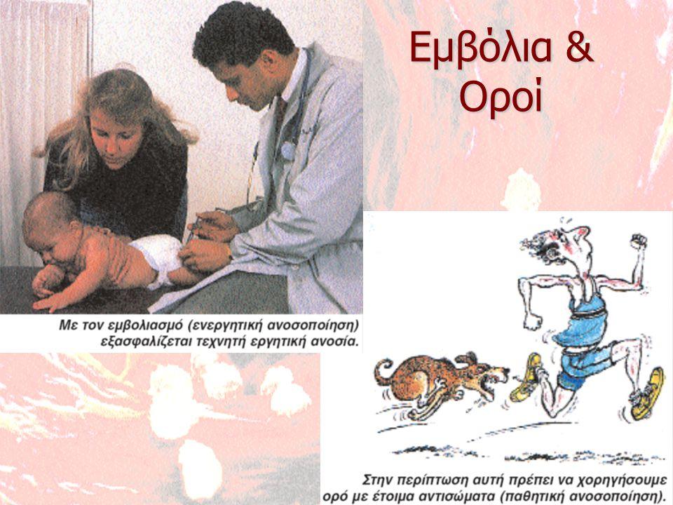 Εμβόλια & Οροί