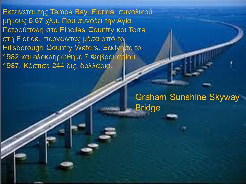Graham Sunshine Skyway Bridge