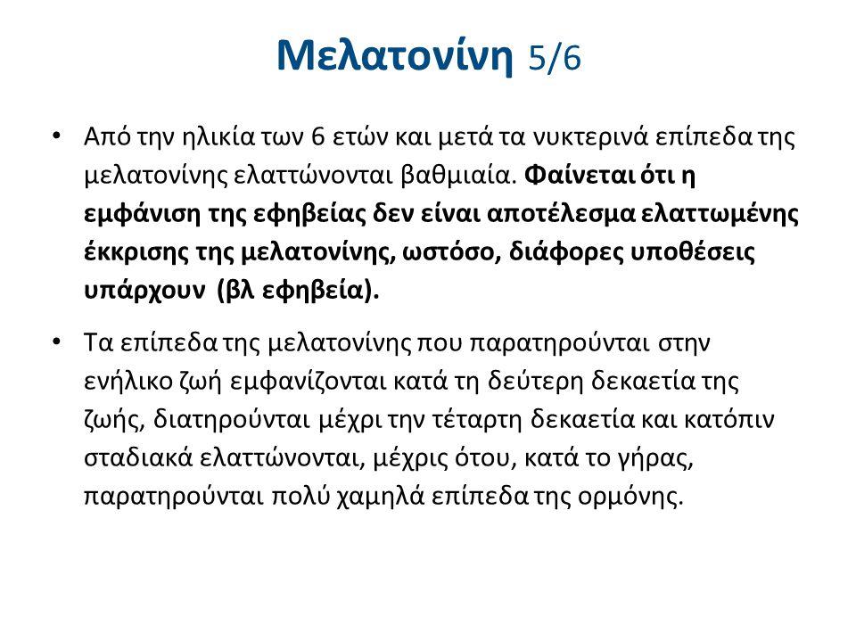 Μελατονίνη 6/6