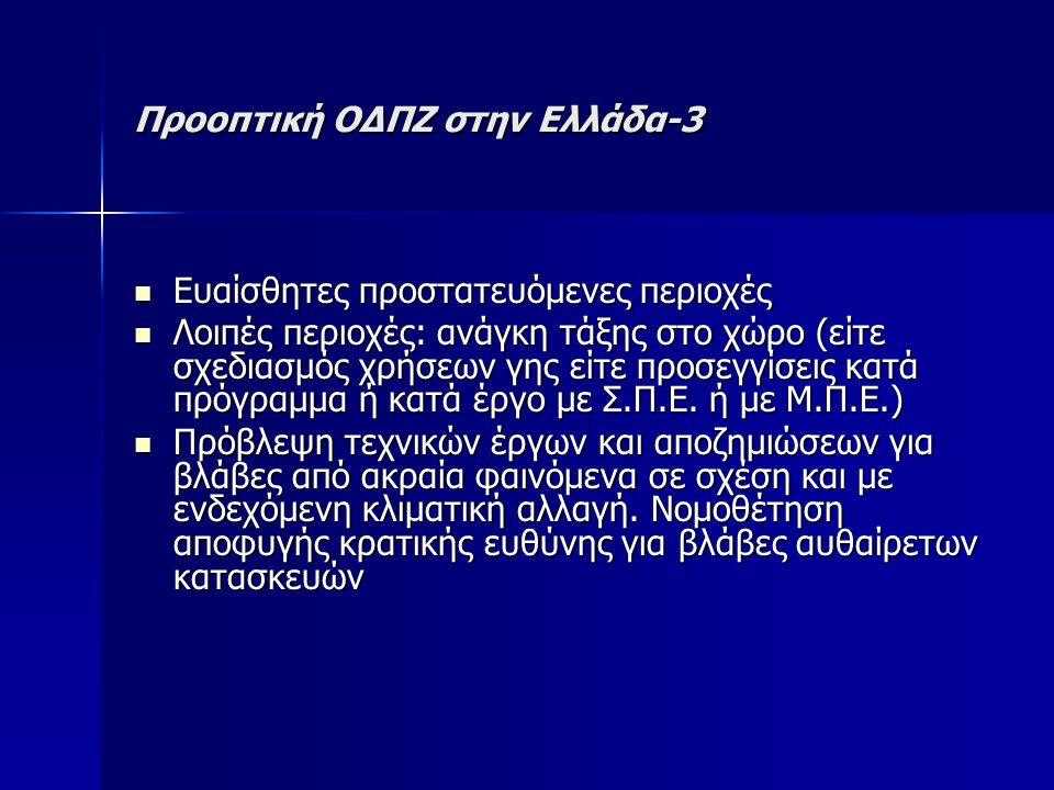 Προοπτική ΟΔΠΖ στην Ελλάδα-3