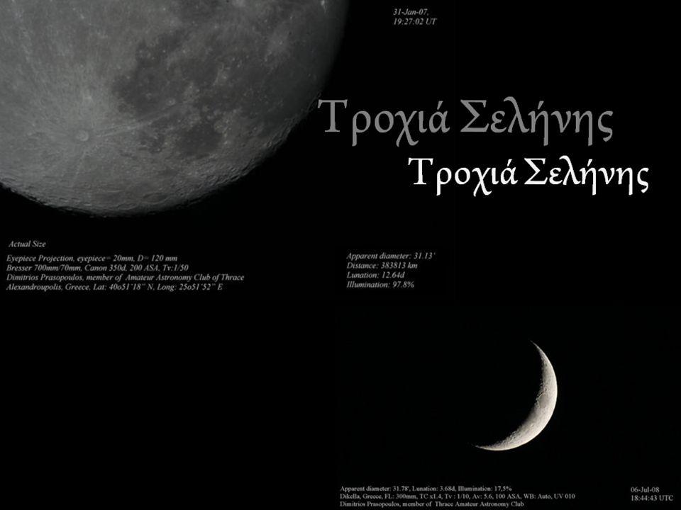 Τροχιά Σελήνης Τροχιά Σελήνης