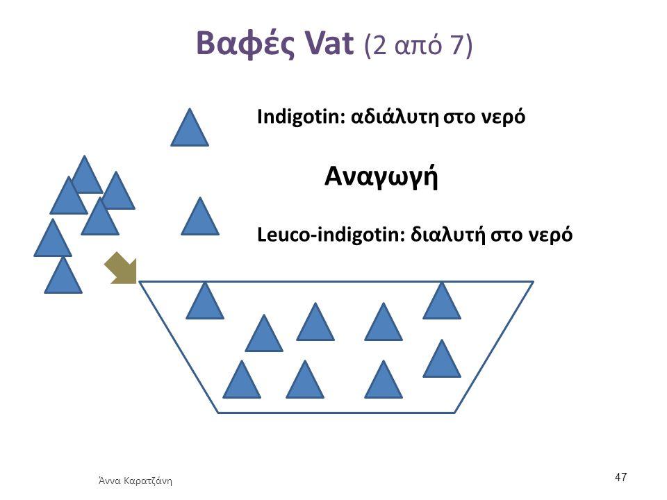 Βαφή με indigo (1 από 2) Indigo (αδιάλυτο), μπλε