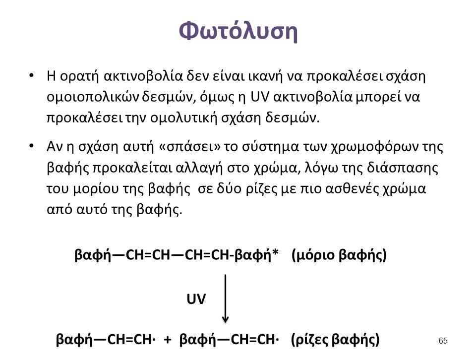 Φώτο-οξείδωση (1 από 2)