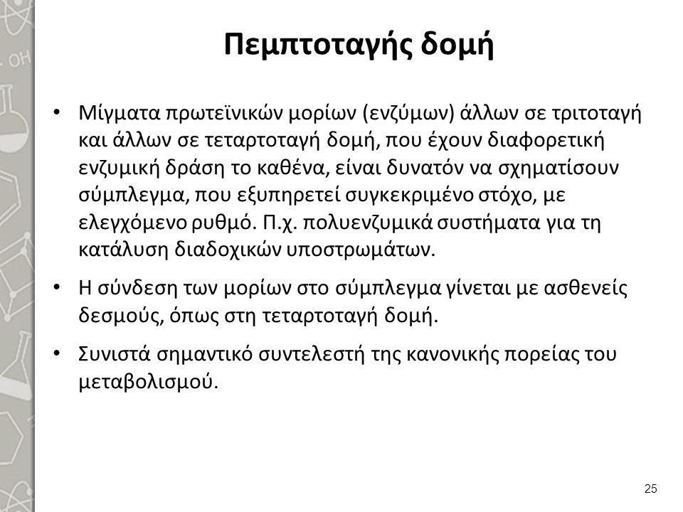 Διαταραχές πρωτεϊνικών δομών 1/6