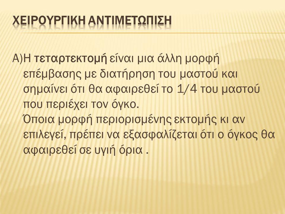 ΧΕΙΡΟΥΡΓΙΚΗ ΑΝΤΙΜΕΤΩΠΙΣΗ