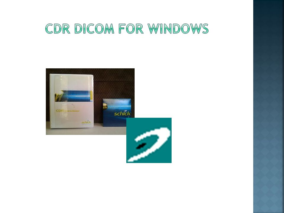 Cdr dicom for windows
