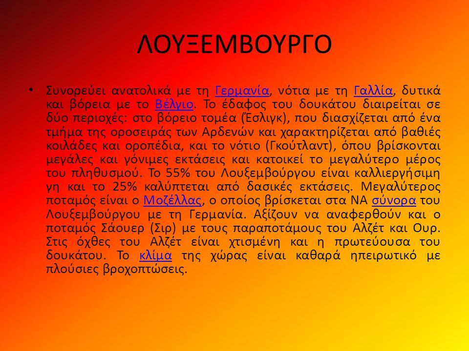 ΛΟΥΞΕΜΒΟΥΡΓΟ