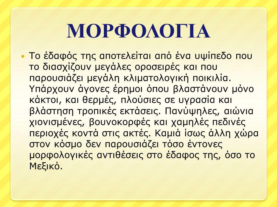 ΜΟΡΦΟΛΟΓΙΑ